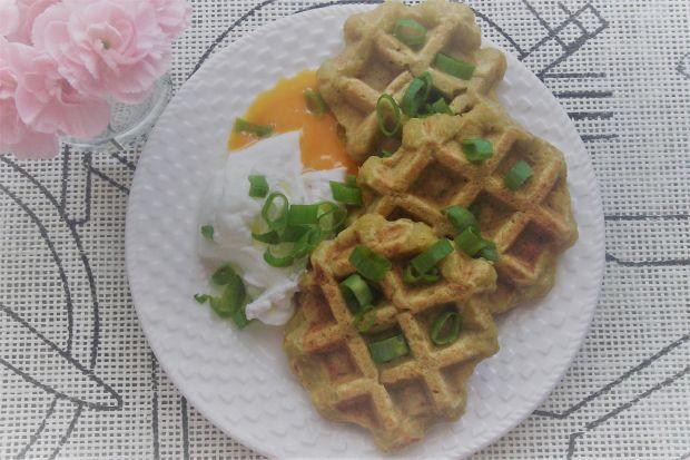 Gofry ziemniaczano-marchewkowe