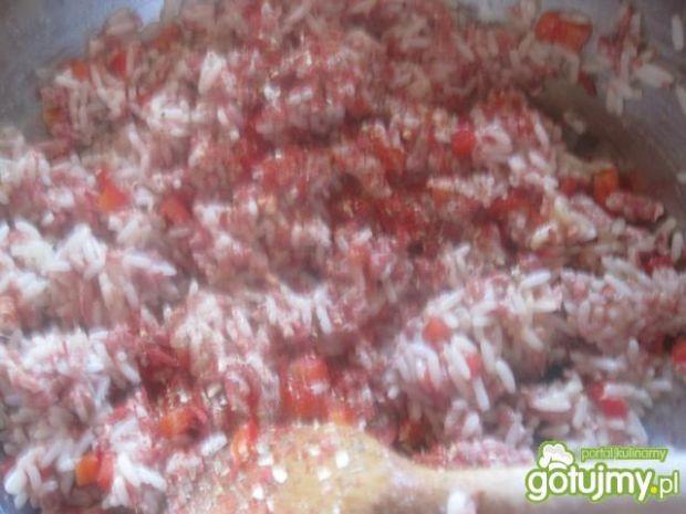 Gołąbki gotowane na parze