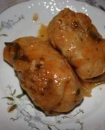 Gołąbki z kiszonej kapusty