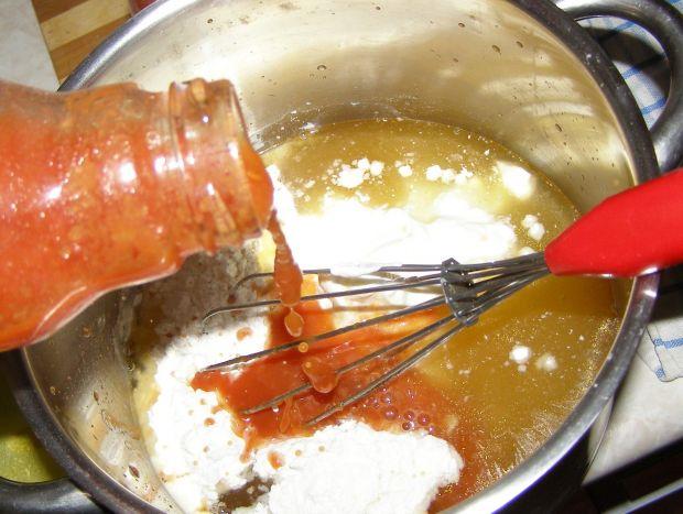 Gołąbki  z łopatki  i z suchym ryżem -szybkowar