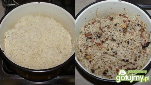 Gołąbki z mięsem i grzybami 3