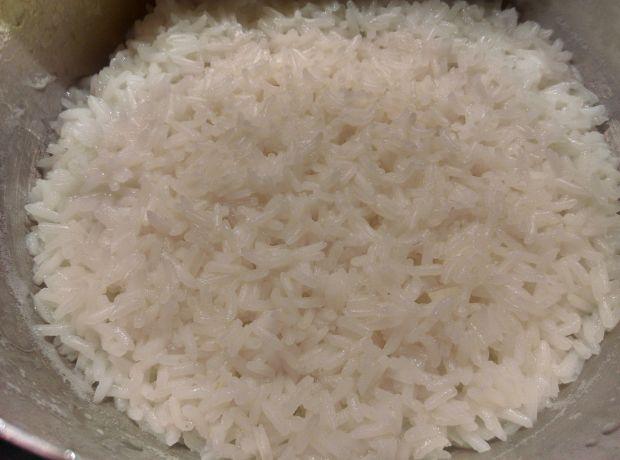 Gołąbki z ryżem i grzybami leśnymi