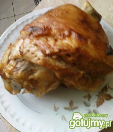 Golonka pieczona w piekarniku