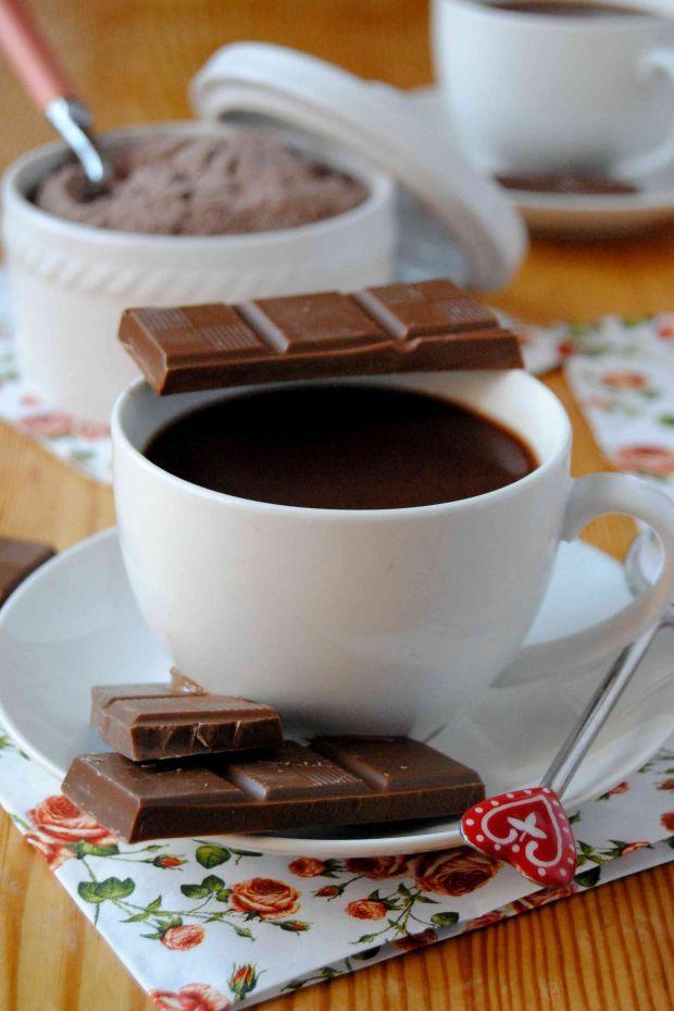 Gorąca czekolada  w proszku