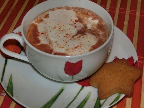 Gorąca czekolada z chilli