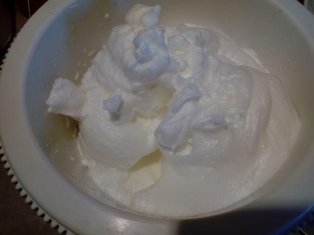 Gotowana babka marmurkowa