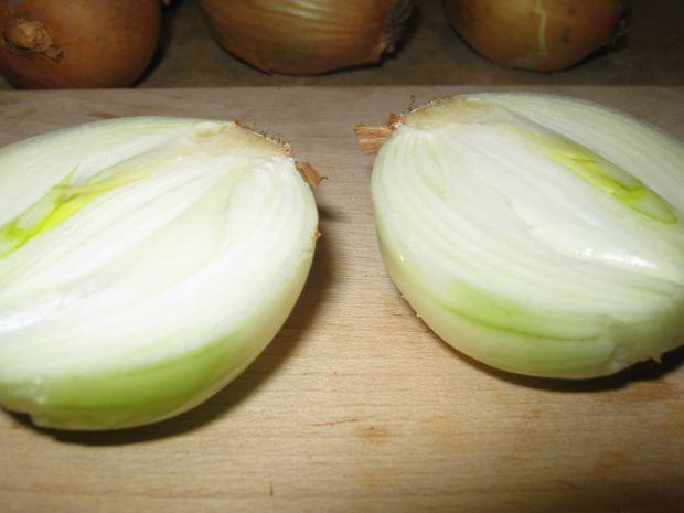 Grillowana cebulka