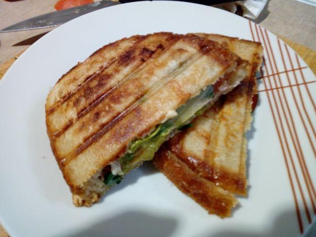 Grillowana kanapka