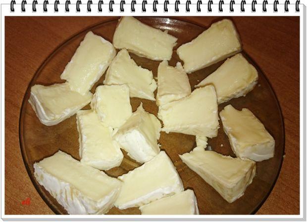 Grillowane gruszki Eli z serem