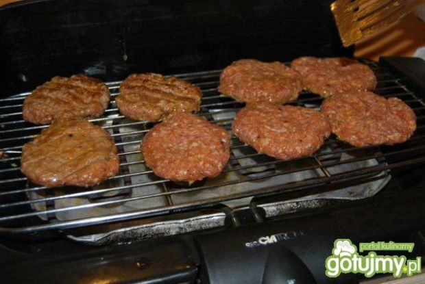 Grillowane hamburgery 3