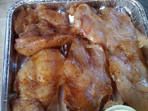 Grillowany kurczak w klasycznej marynacie