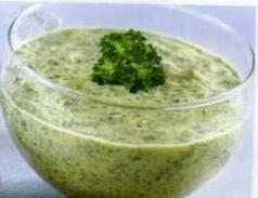 Grün Soße (zielony sos)