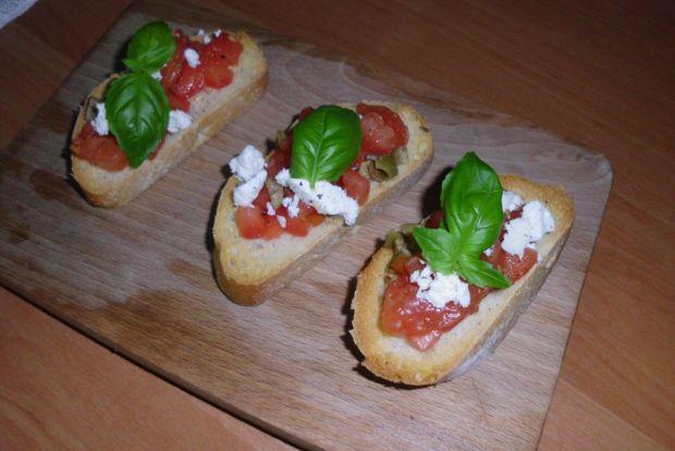Grzanki we włoskim stylu
