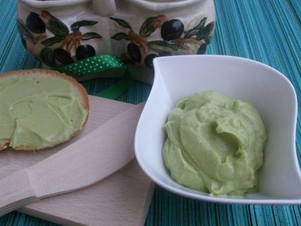 Guacamole-pasta z awokado