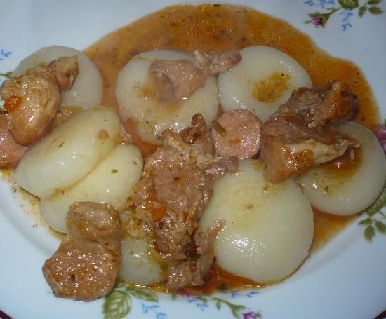 Gulasz,czyli moje wariacje kuchenne