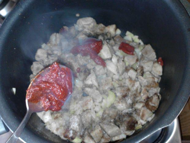 Gulasz pomidorowy Zub3r'a