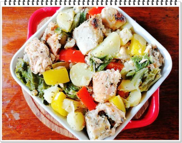 Gulasz rybno warzywny Eli