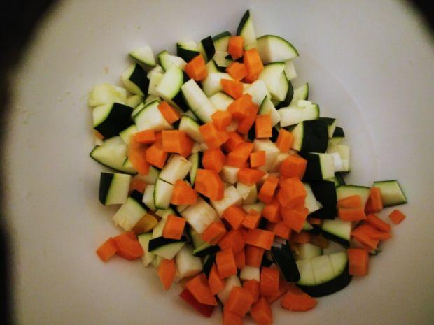 Gulasz wieprzowy z warzywami