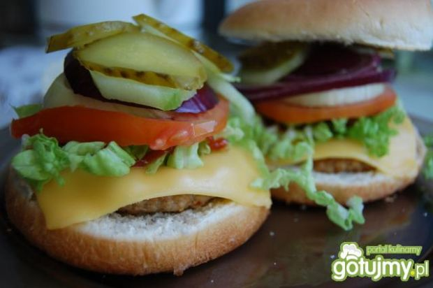 hamburgery a'la alis
