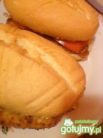 Hamburgery w płatkach.