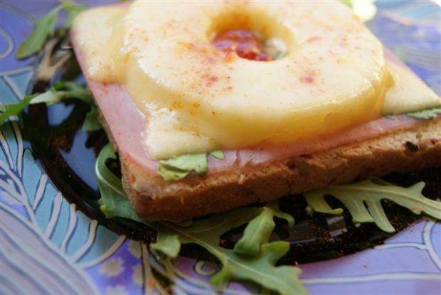 Hawajskie tosty