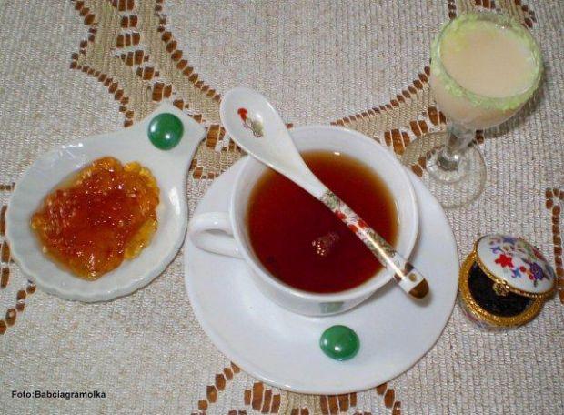 Herbata z opuncją dla Cudolik2: