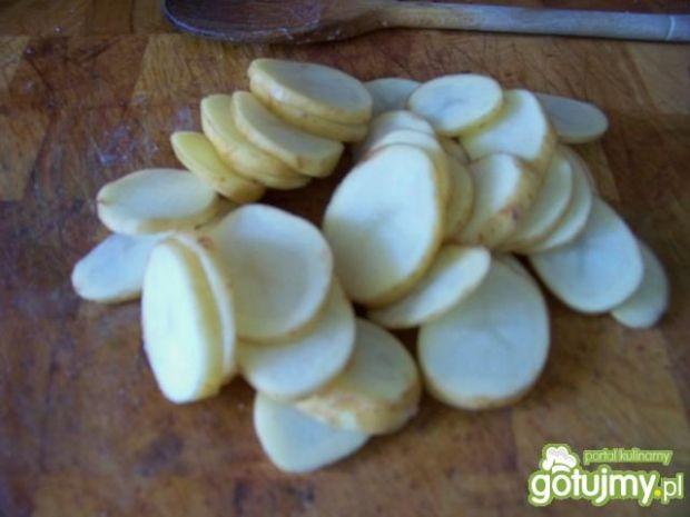 Hiszpańska tortilla z cebulą