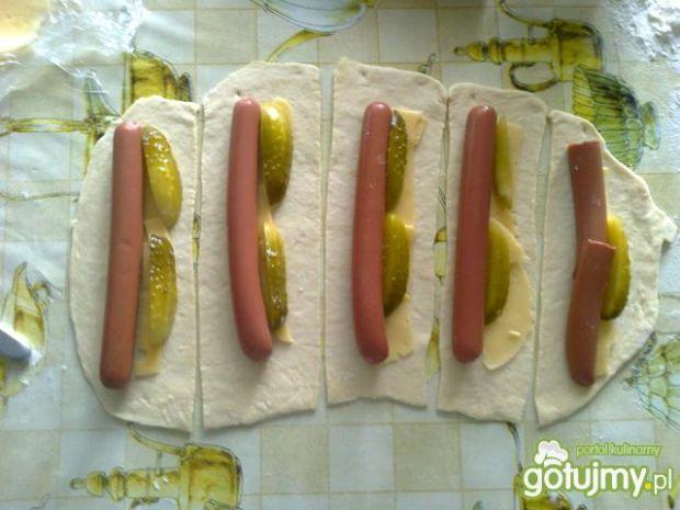 Hot-dogi domowe