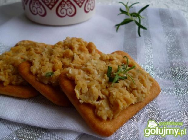 Hummus z cieciorki