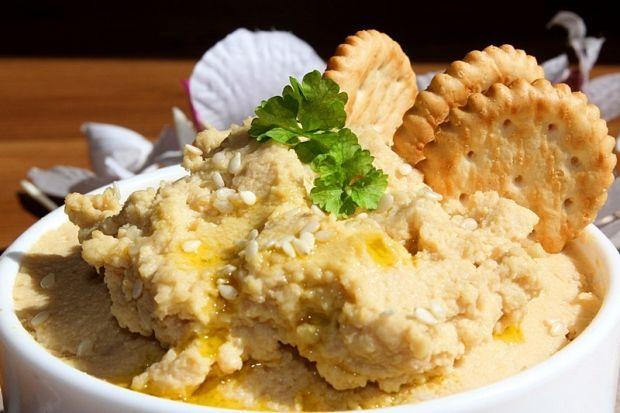 Humus - pasta z ciecierzycy