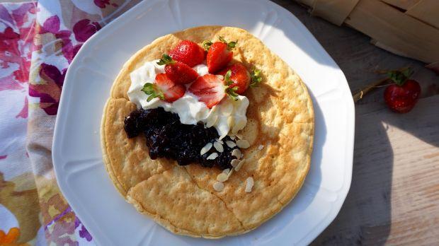 Idealny omlet śniadaniowy