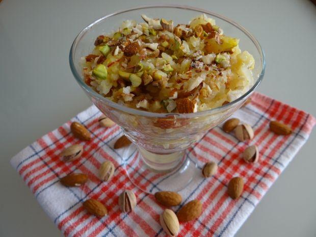 Indyjski pudding