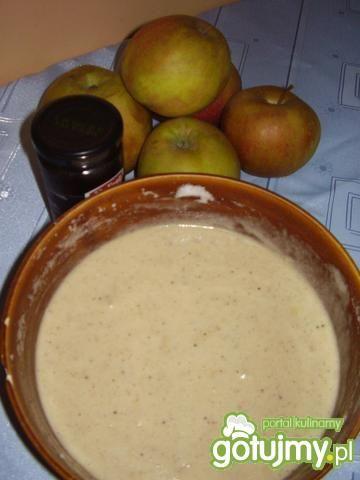 Jabłecznik z dodatkiem oliwek