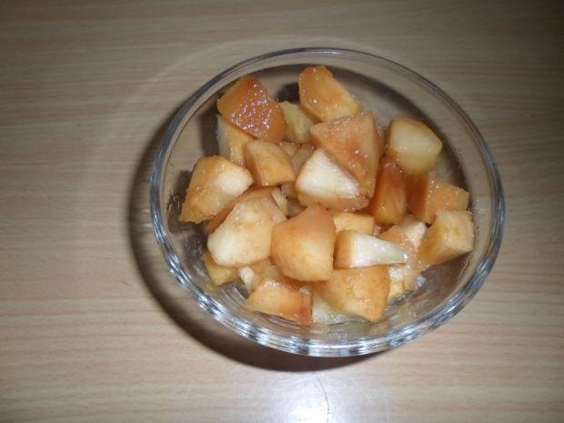 Jabłka marynowane pasteryzowane