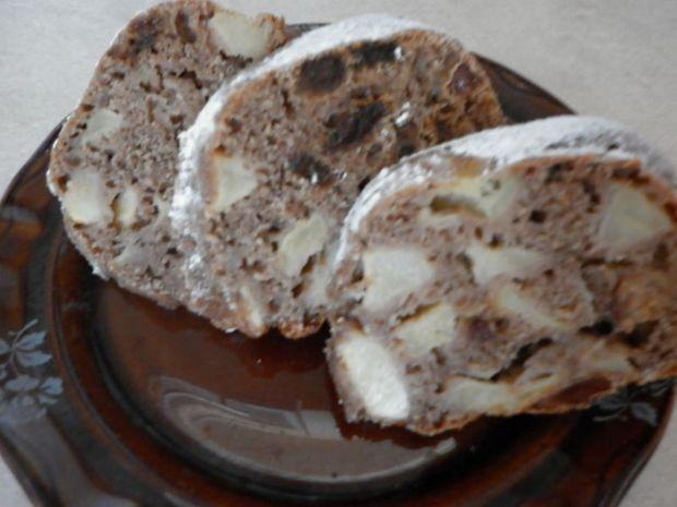 Jabłkowe bakalino ( ciasto bez żadnego tłuszczu )