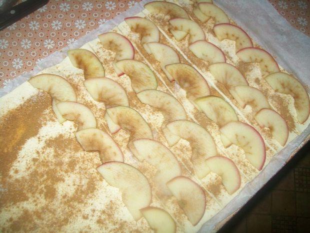 Jabłkowe różyczki