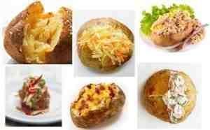 Jacket potato - ziemniaki w mundurkach