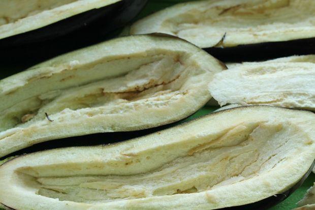 Jaglany bakłażan tikka masala