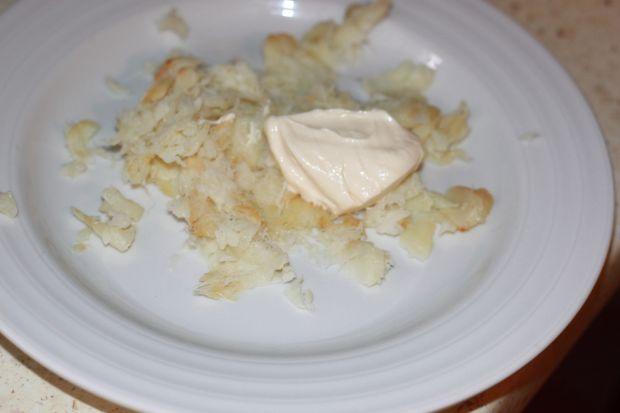 Jaja faszerowane dorszem wędzonym