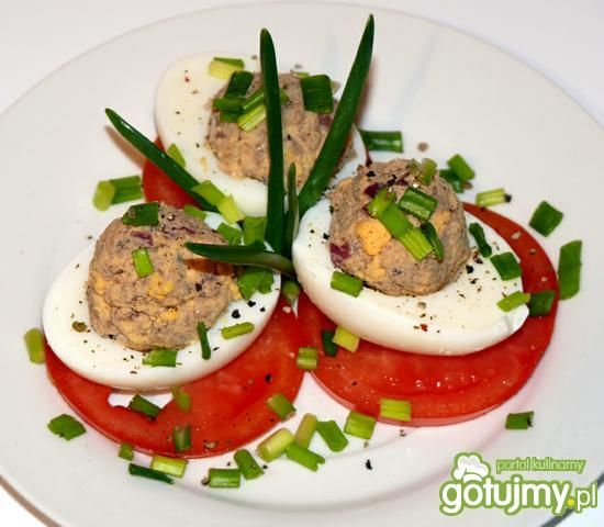 Jajeczna awanturka