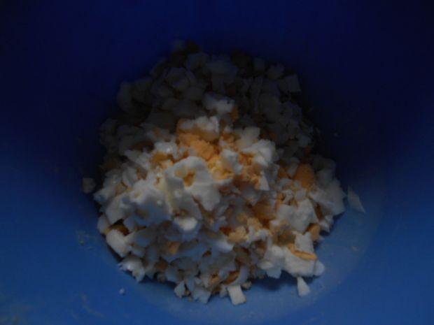 Jajeczna sałatka