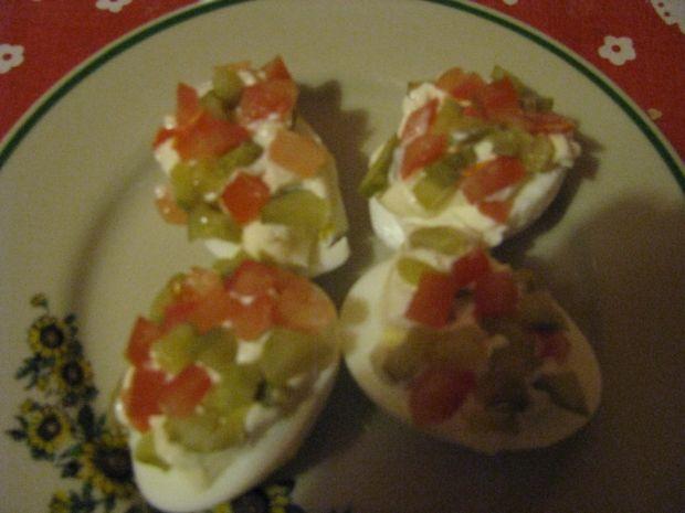 Jajeczne przystawki