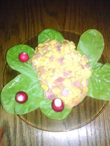 Jajecznica w nowej wersji