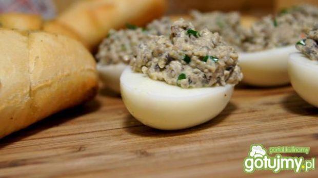 Jajka faszeowane