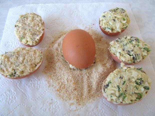 Jajka faszerowane po polsku
