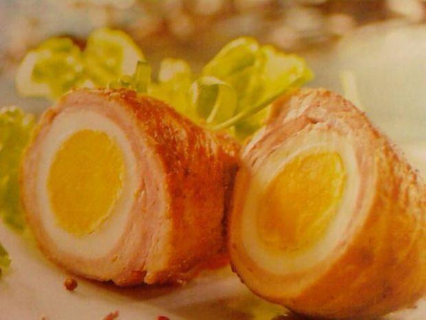 Jajka w cielęcince