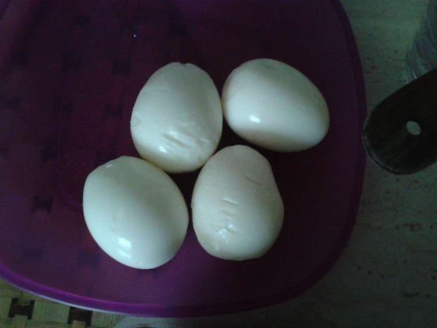 Jajka w mięsnej skorupce