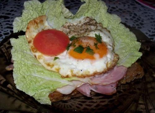 Jajko po staropolsku