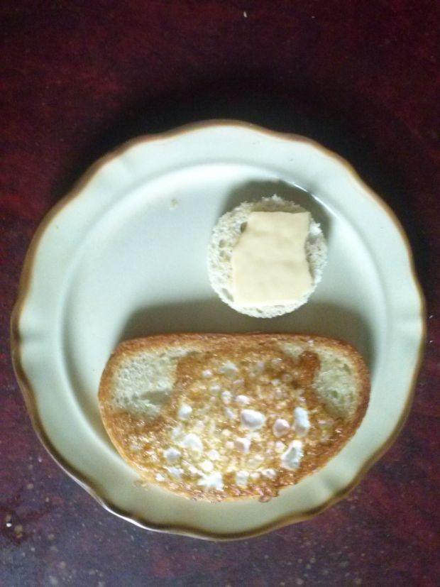 Jajko w chlebie