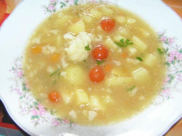 Jarzynowa z ziemniakami